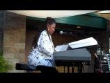 Patrice Rushen performs