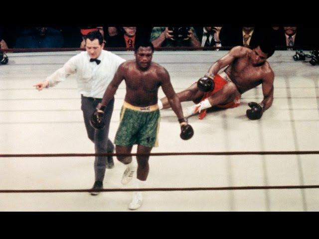 Smokin Joe Frazier vs Muhammad Ali I 08 03 71 Fight of the Century
