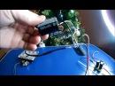 Светодиодная фара на мотобуксировщик