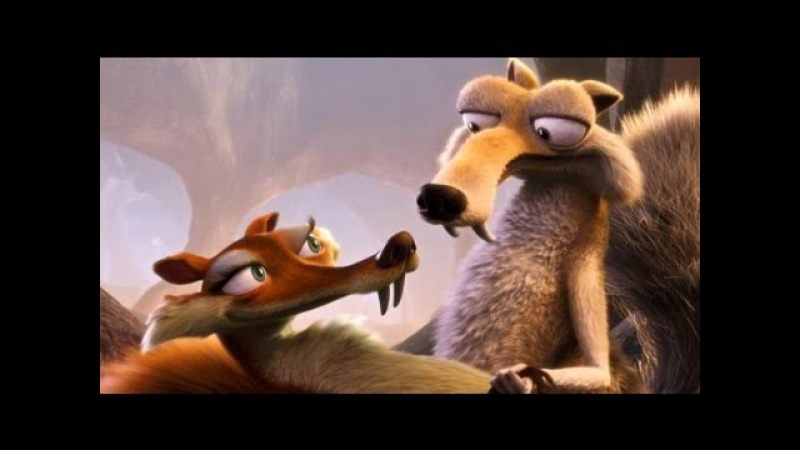 4. Tango-ScratteScrat-You 'll Never Tango-Ice Age 3, Dawn of Dinosaurs 2009