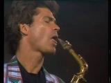 David Sanborn Live Concert In Copenhagen Feat Hiram Bullock 1986
