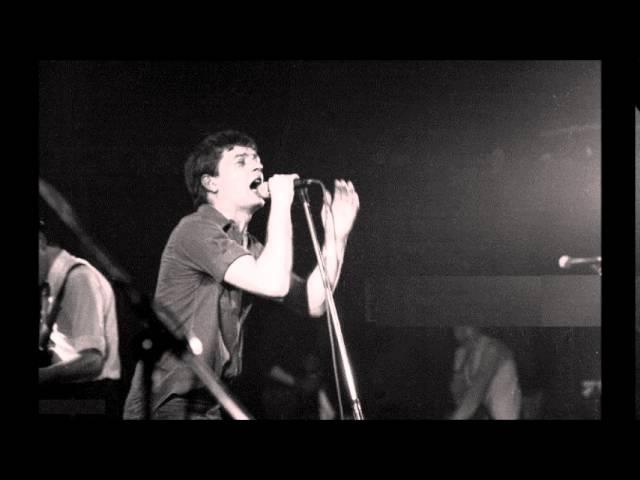 Joy Division New Dawn Fades Live The Rainbow 09 11 1979