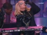 Lady GaGa - Just Dance (Live @ Fama