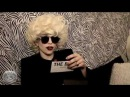 Lady Gaga VS The Box Interview (Lady Gaga talks about reality TV Shows and Yoko Ono)