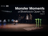 [day 2] MONSTER MOMENTS at Silverback Open 2016 .stance x UDEFtour.org
