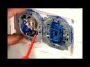 Установка розетки и выключателя в гипсокартонную стену или перегородку