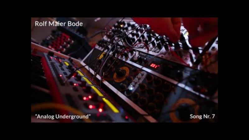 """Rolf Maier Bode """"Analog Underground"""" Snippet » Freewka.com - Смотреть онлайн в хорощем качестве"""