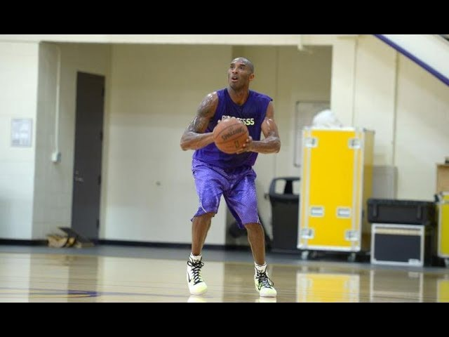 Kobe Bryant Muse Motivational Workout