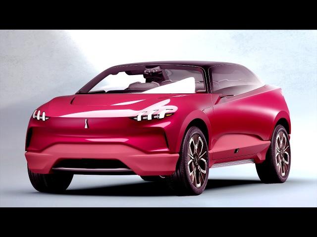 WEY XEV Concept 09 2017
