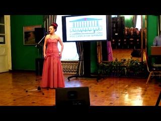 Выходная ария Сильвы Инна Ерхан Культурный Центр Вооруженных Сил РФ
