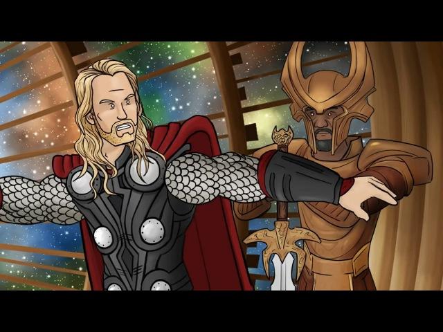 Как Следовало Закончить Фильм Тор 2: Царство тьмы