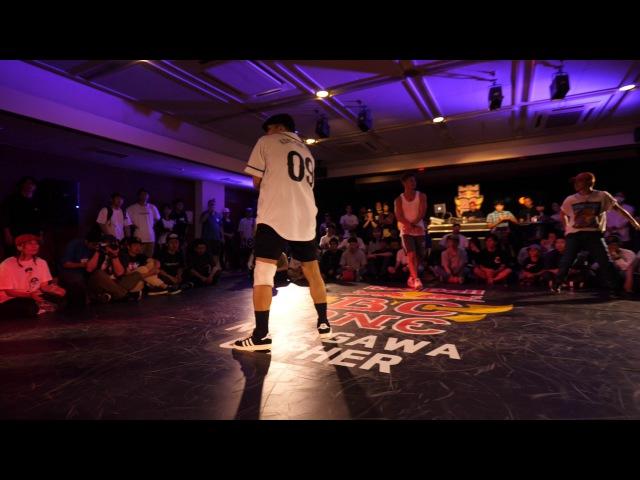 KAZUHORO KATSU1 NARUMI JUDGE SESSION Red Bull BC One 2017 NEYAGAWA Chypher | Danceproject.info