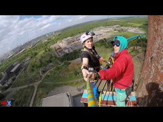 Kseniya Ch Sarkofag79 ProX Rope Jumping Chelyabinsk 2017 1 jump