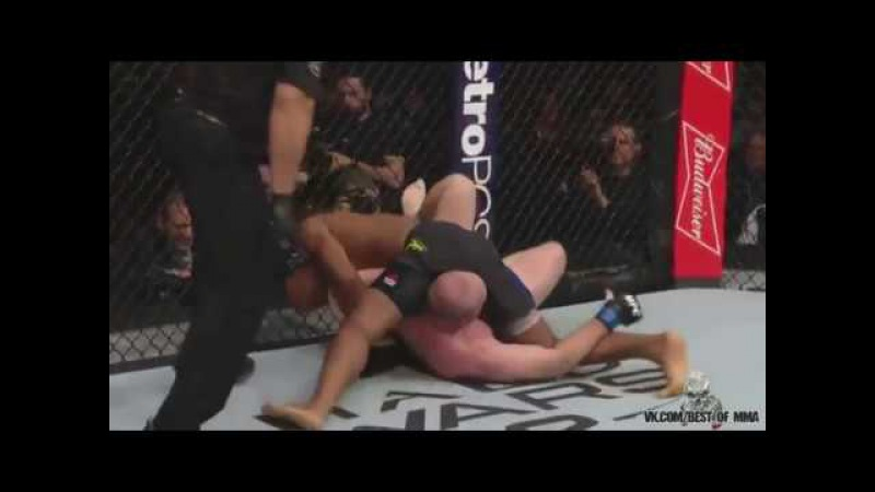 UFC208: Jacare Souza vs. Tim Boetsch best moments