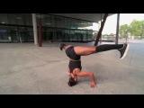 Dancehall Choreo - Jasmin Halper &amp Janet Phoenix FlavaOne x Slick Ft. Leftside - Hot Like Fire