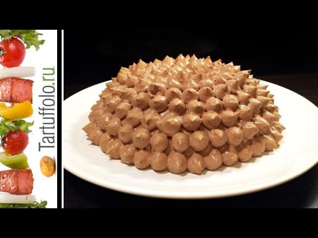 Шоколадный Творожный Торт БЕЗ ВЫПЕЧКИ