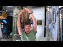 Женщина-астронавт показала, как моют голову в космосе tyobyf-fcnhjyfdn gjrfpfkf, rfr vj.n ujkjde d rjcvjct
