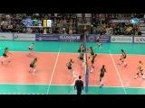 CLVolleyW - 4th Round Leg 6 - Uralochka-NTMK EKATERINBURG vs VakıfBank ISTANBUL