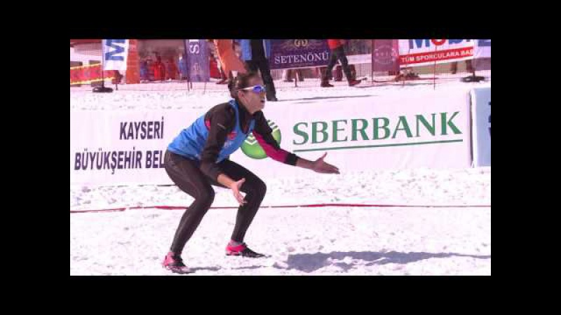 2017 CEV Snow Volleyball European Tour - Erciyes (TUR) 1