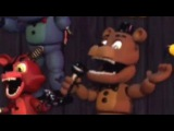 FNaF world characters sing