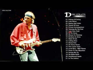 The Best Of Dire Straits | Dire Straits Greatest Hits