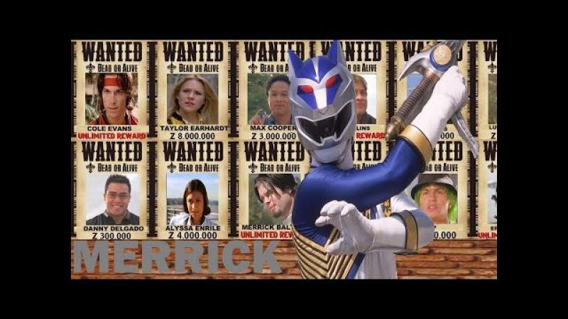 Merrick Tribute (Power Rangers Wild Force)
