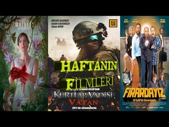 Bu hafta vizyona girecek filmler 29 eylül
