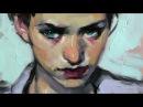 Painting a Portrait Sabine