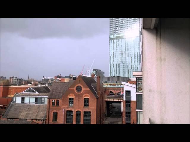 Beetham Tower Humming