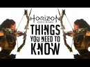 [ТОП на GameZonaPSTv] 10 фактов о Horizon Zero Dawn (21.07.2018)