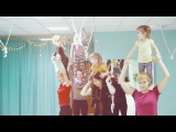 Детская Акро-йога. Открытый урок в студии SportMaier.