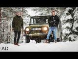 Известный блогер из Лондона Ben Brown снял видео о поездке в Эстонию ESTONIA 4x4 MISSION!