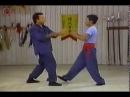 Вин Чун Фонга 3-2 - Удары ногами и коленями в Лап Сао Lap Sau in Wing Chun