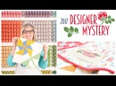 2017 Designer Mystery Block of the Month! Easy Tutorial for Block 1: The Bee's Knees