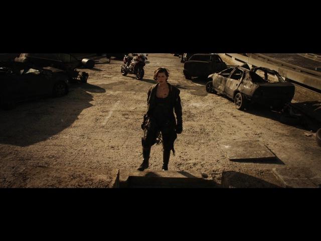 L'Arc-en-Ciel×「バイオハザード:ザ・ファイナル」 吹替版主題歌「Don't be Afraid」コ12