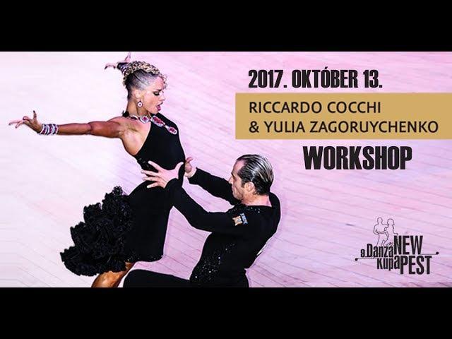 Riccardo Cocchi / Yulia Zagoruychenko, 9.Danza Kupa 2017- Showdance Samba