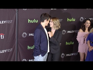 "Ashley Benson and Tyler Blackburn ""Pretty Little Liars"