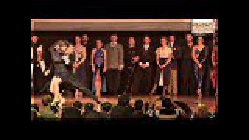 Mundial de Tango 2017 El baile de los Campeones mundiales Axel Arakaki, Agostina Tarchini