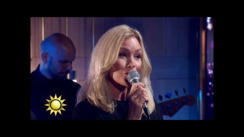 En stilla väntan – Magnus Carlsson och Jessica Andersson - Nyhetsmorgon (TV4)