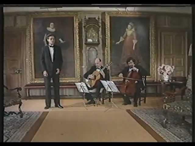 Thyrsis and Milla - Peter Nardone (Countertenor), Simon James (Guitar), James Halsey (Cello)