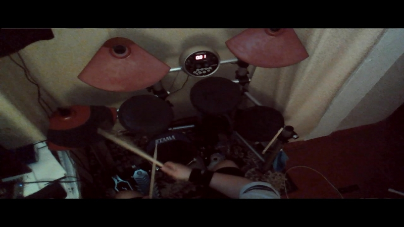 30 Seconds To Mars - The Kill (drum cover Andrey Nikitin)