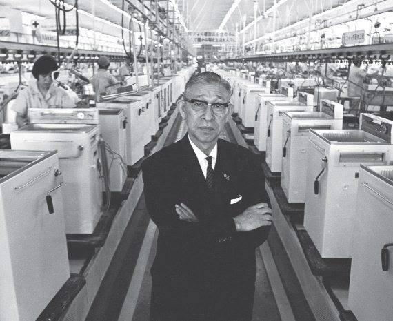 История жизни и успеха Коносуке МацуситаКонсуке Мацусита, легендарны