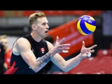 TOP 10 Crazy Actions by Daniel Jansen Van Doorn - World League 2017 - Volleyball Canada