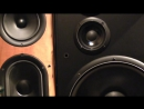Infinity sm 152 sound test on pioneer SA-708 - Love Of My Life - George Benson
