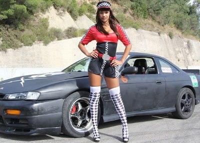 Drift Ride For Sasha Jones