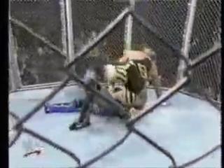 WWF SummerSlam 1998 - Ken Shamrock vs Owen Hart (Lion's Den match)