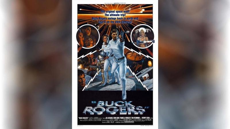 Бак Роджерс в двадцать пятом столетии (1979)   Buck Rogers in the 25th Century
