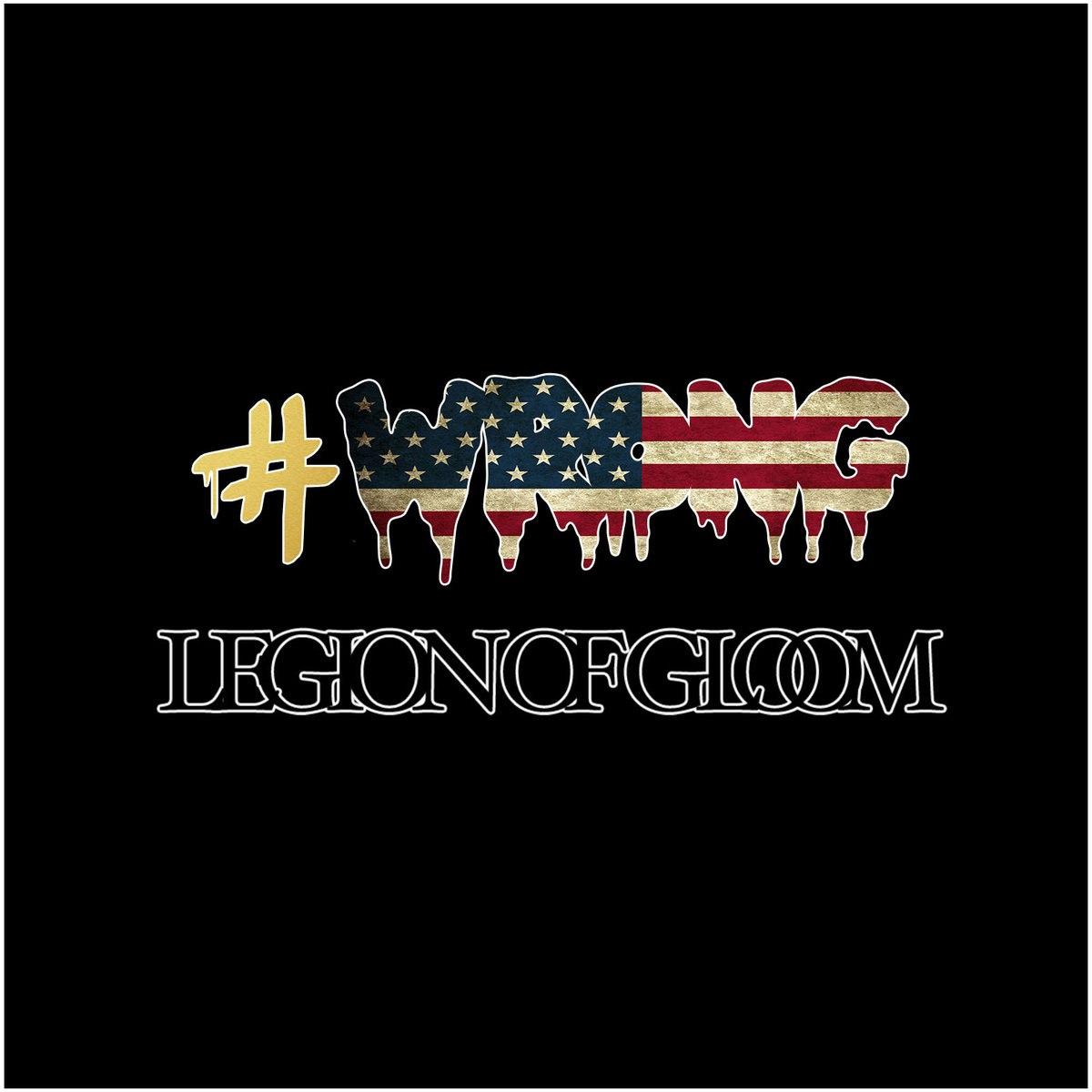 Legion of Gloom - #WRONG [single] (2016)