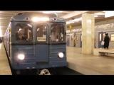 Смертельный прыжок перед поездом метро
