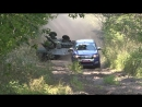 Ford Ranger VS T72